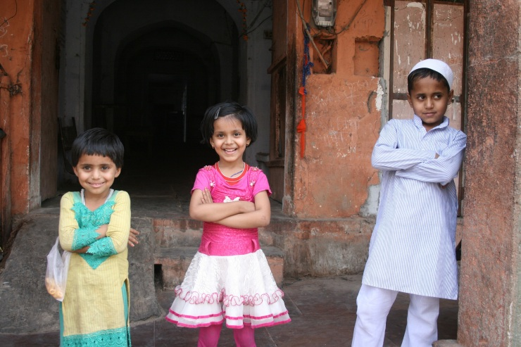 pink city children